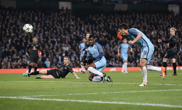 Champions League: Iheanacho up to speed as Man City, Celtic draw