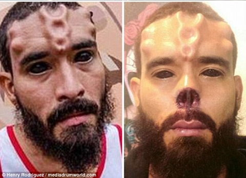 End Time!!!: Meet Man Who Went Extreme with Surgeries and Tattoos to Look Like the Real Devil (Photos)