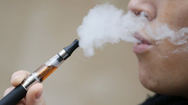 e-Cigarettes-Just 10 puffs increases your risk of heart disease