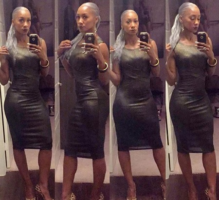 Holy Smoke! Meet the Amazing 63-year-old Woman with a Mouthwatering Curve (Photos)