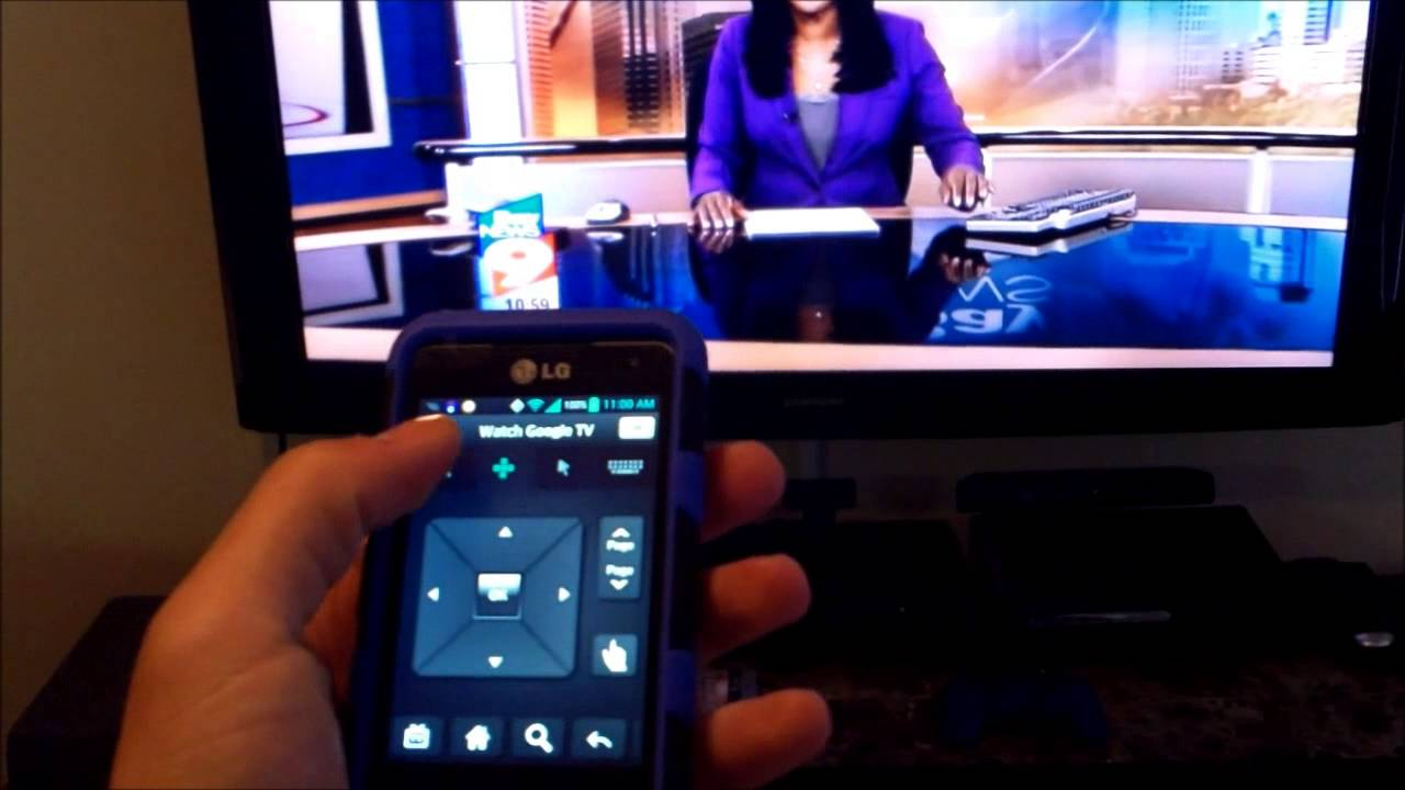 Apps that Turn Smartphones to TV Remote Control