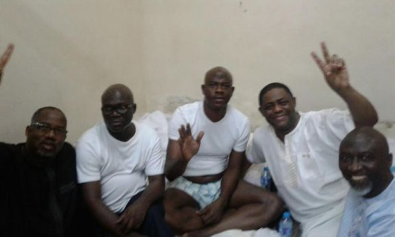 Obanikoro, ffk, abati, others in EFCC cell-theinfogist