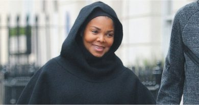 Janet Jackson first Child-theinfogist.com