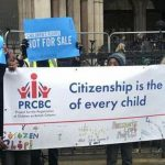£1,000 fees for child citizenship are illegal