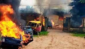 Two cops, seven others killed as gunmen attack Anambra, Abia police stations.