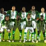Super Eagles rise four places in FIFA's April ranking